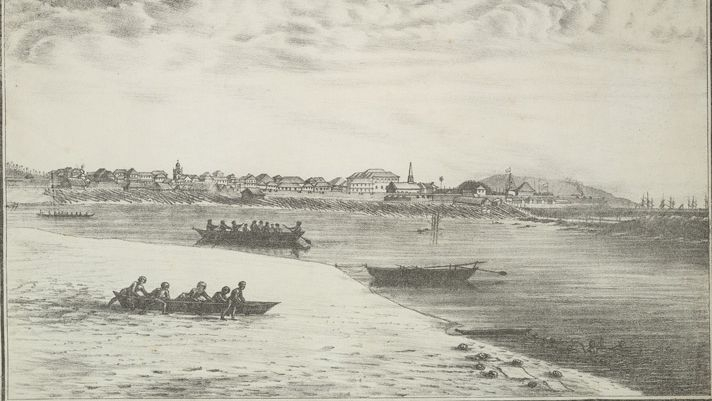 The Story of a Little Island called Colaba