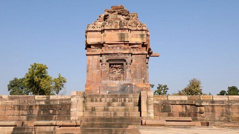 A Gupta Temple Trail