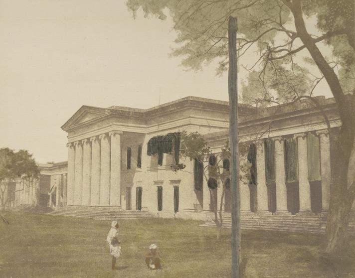 Hindu College, 1851