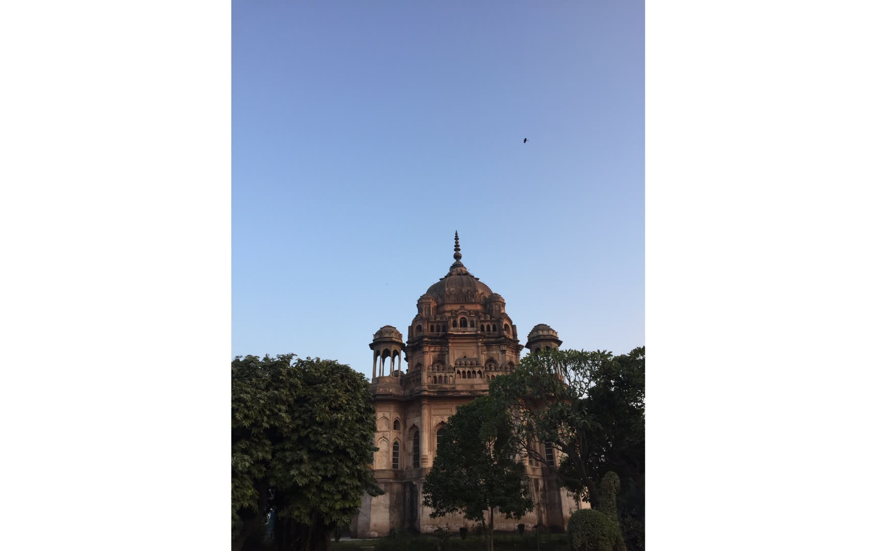 he mausoleum of Khursheed Zadi