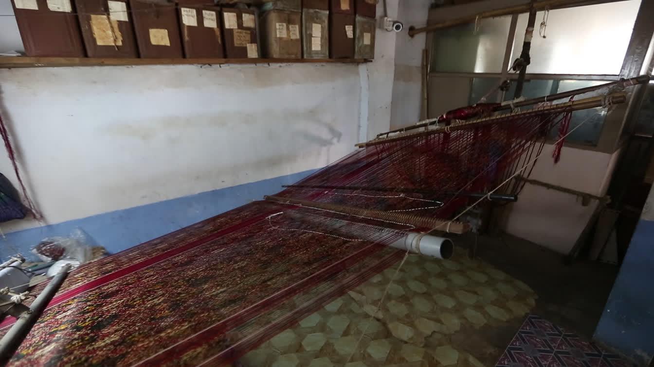 Patola Loom in Patan | LHI
