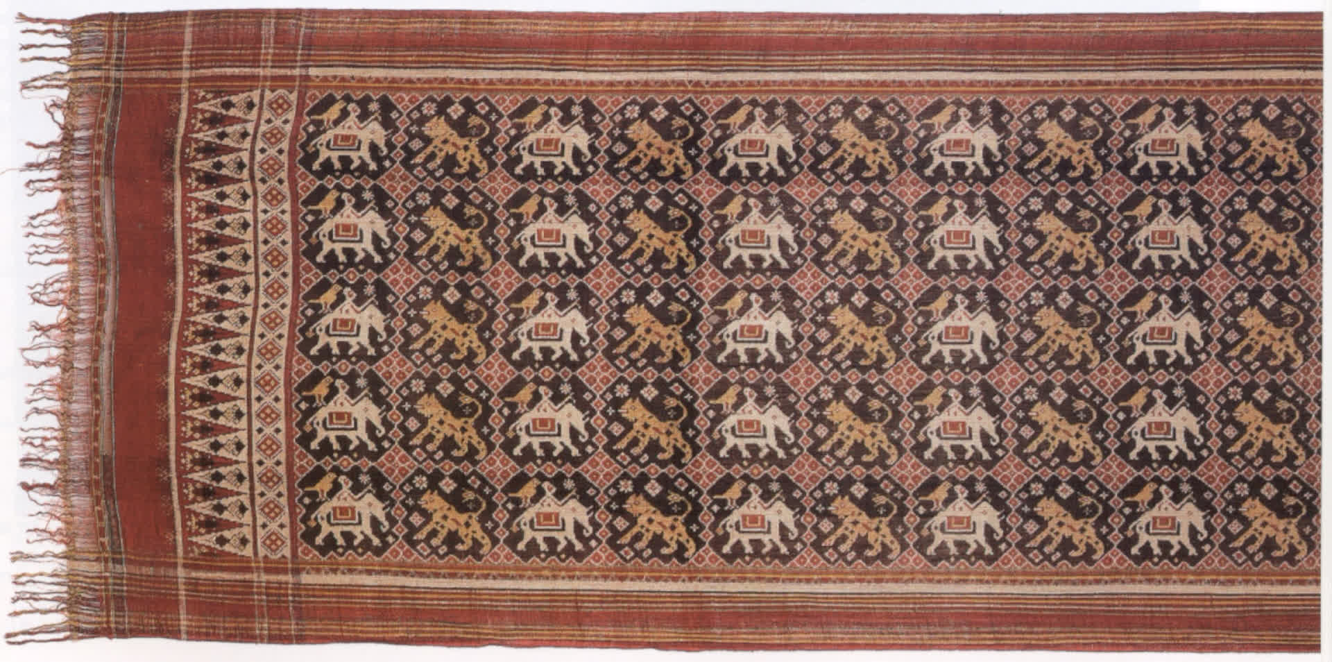 Patan Patola from 18th Century