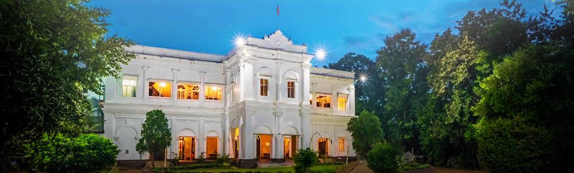 Belgadia Palace | https://odishatourism.gov.in/