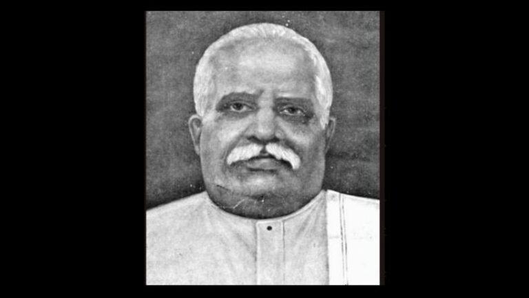 Kudmul Ranga Rao: A Messiah of Dalits