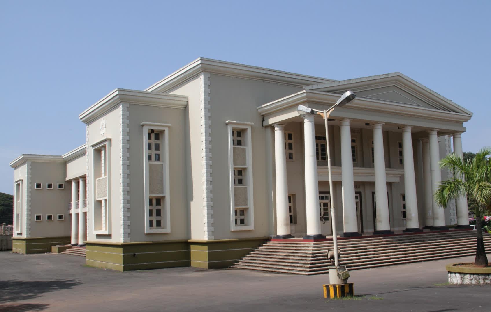 Town Hall, Mangalore