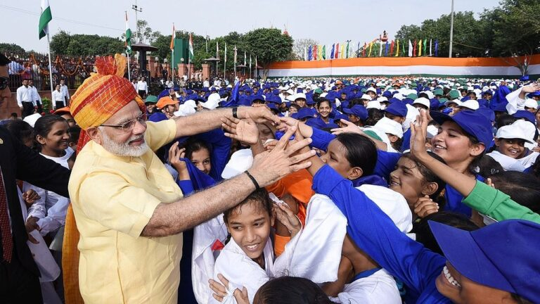 Modi and the 'New' BJP