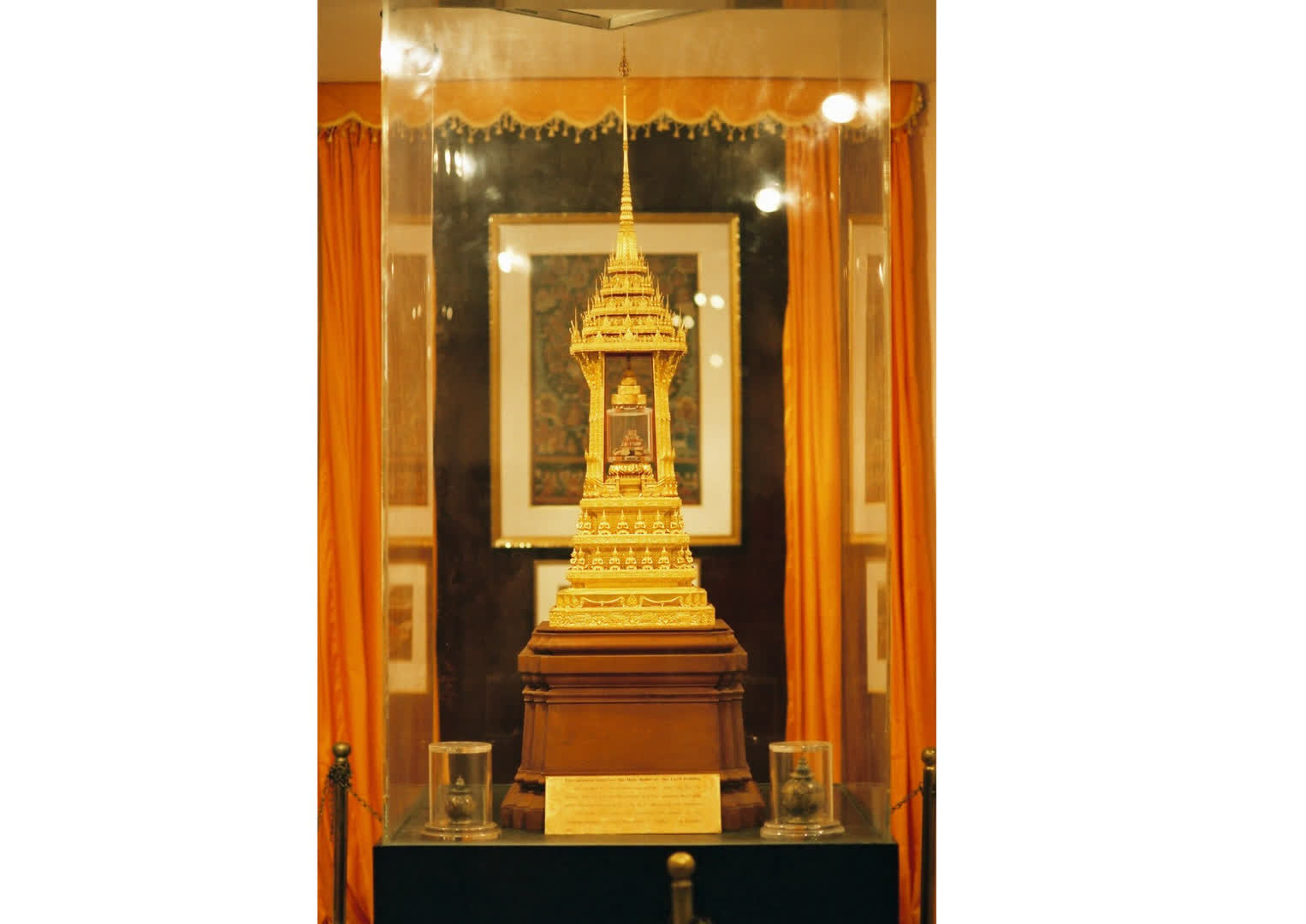 Relics of the Buddha, National Museum
