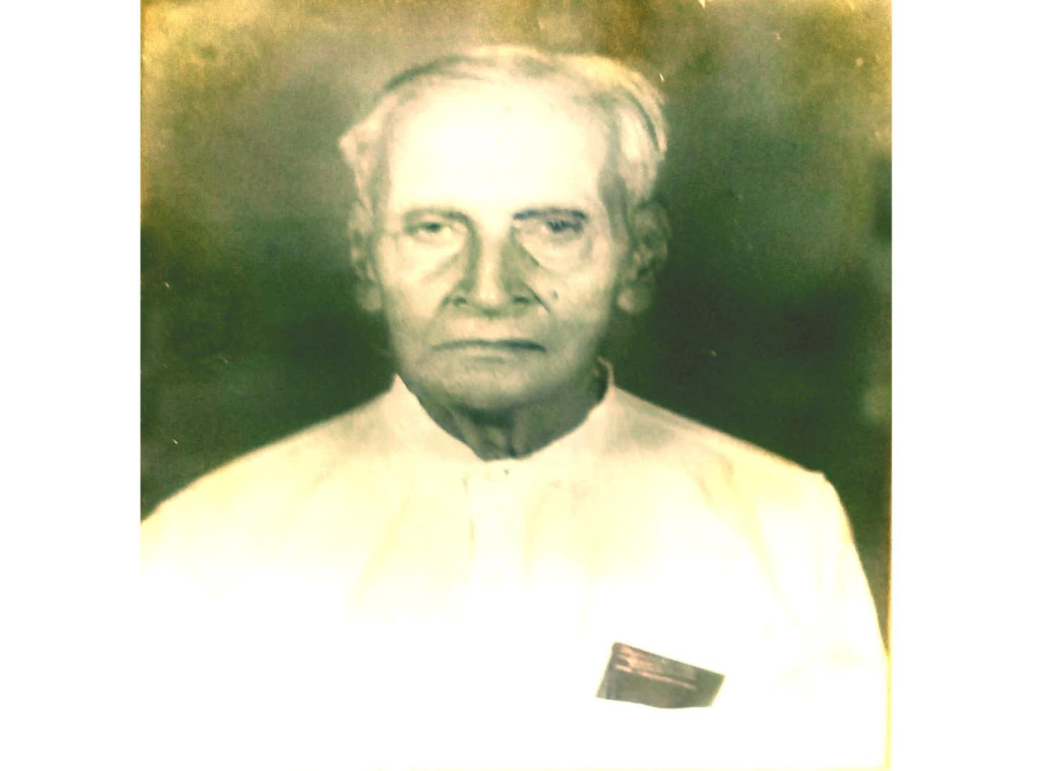 Sashti Charan Mukherjee