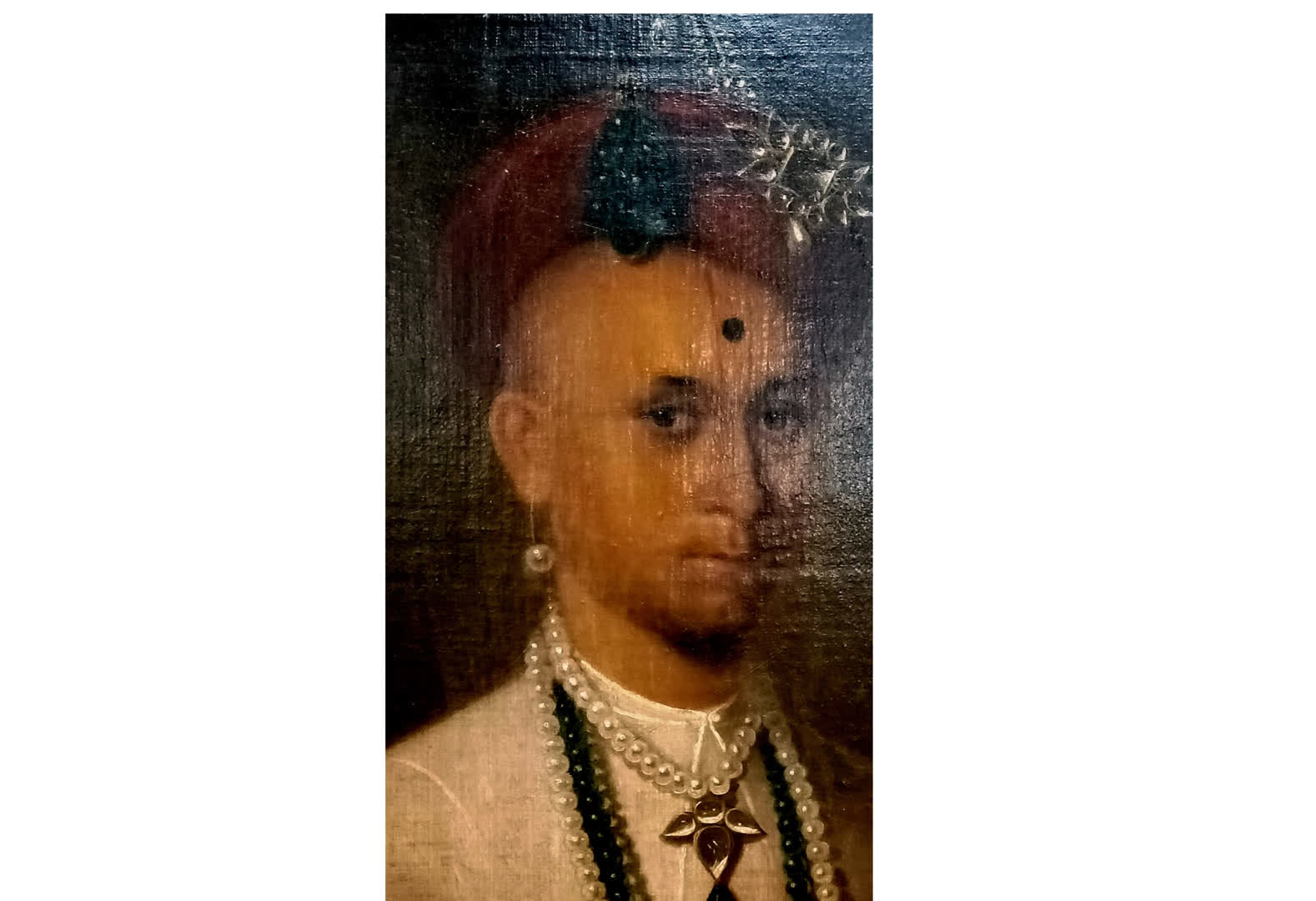 Madhavrao Peshwa | Directorate of Archaeology and Museums, Govt of Maharashtra