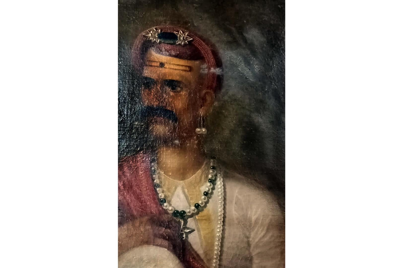Nana Phadnavis | Directorate of Archaeology and Museums, Govt of Maharashtra