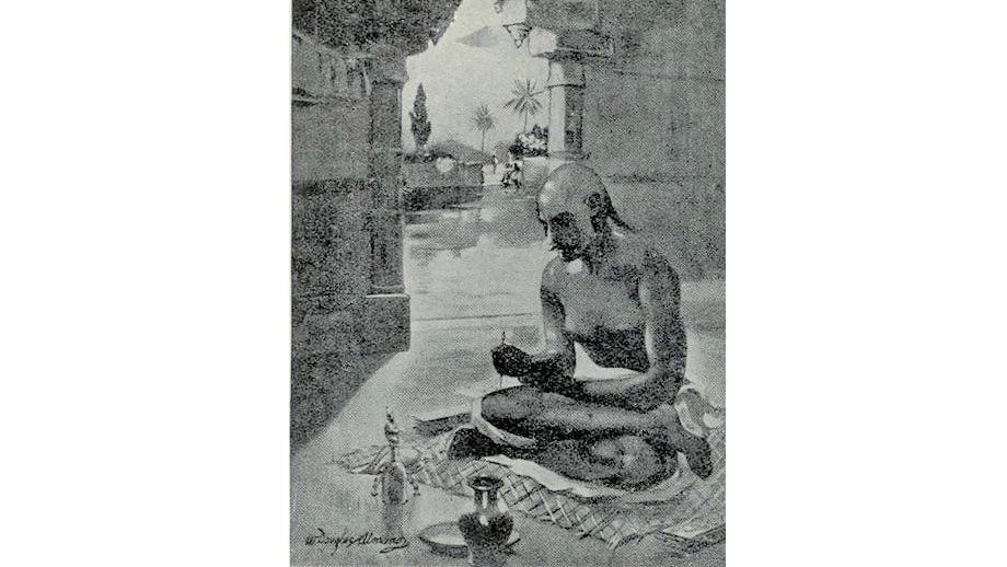 India Through Kalidasa's Eyes (5th CE)
