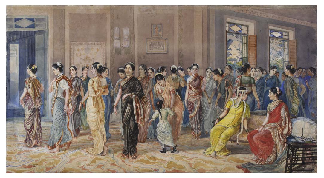 Wedding Ceremony Scene | Directorate of Archaeology and Museums, Govt of Maharashtra