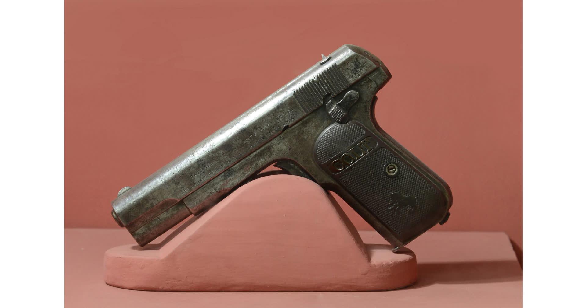 Pistol of Chandra Shekhar Azad | Allahabad Museum