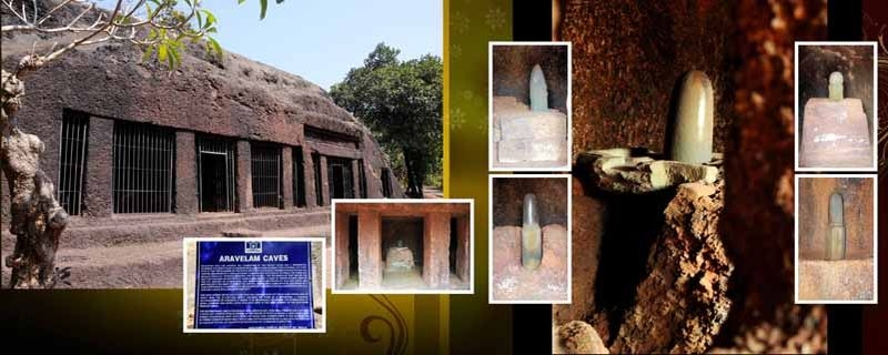 Lingas in the caves