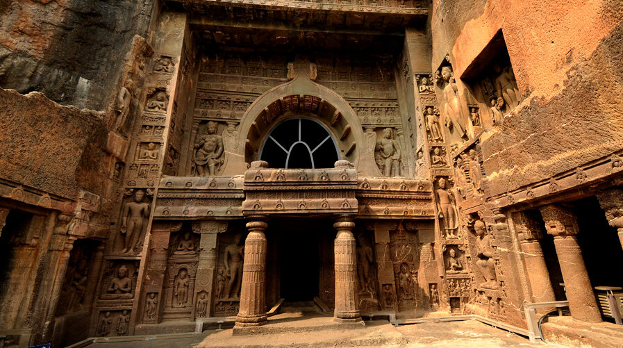 Western Vakatakas: The Creators of Ajanta (3rd CE – 6th CE)