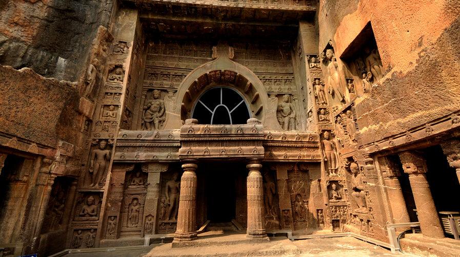 Western Vakatakas: The Creators of Ajanta (3rd CE – 6th CE)
