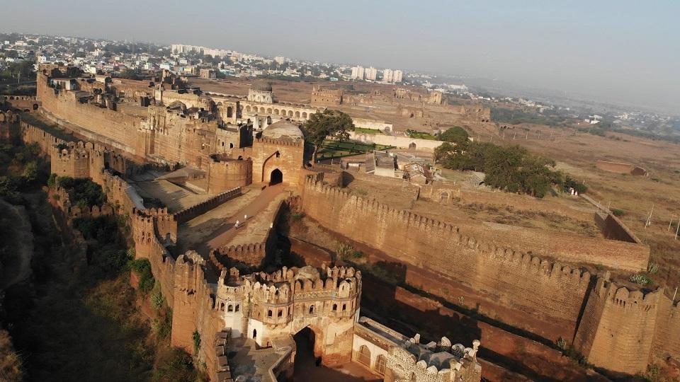 Bidar Fort, Karnataka | LHI