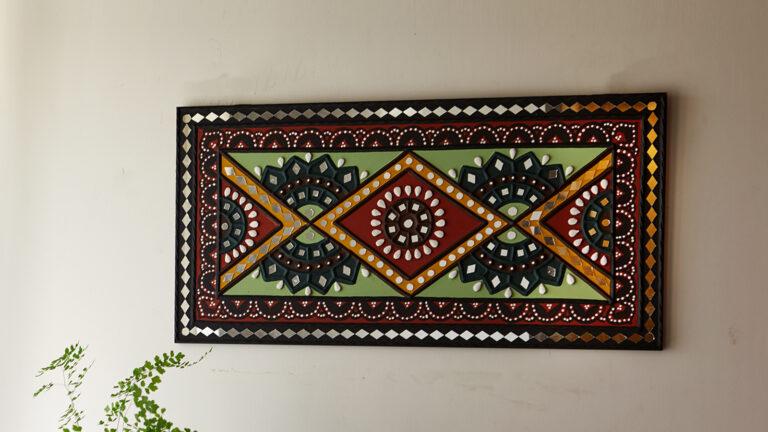 Lippan Kaam: The Glittering Art of the Kutch