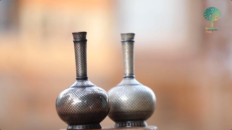 Bidri Art: Legacy of Medieval Alchemists