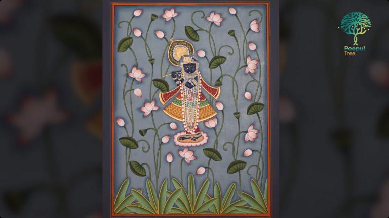 Pichhwai: A Celebration of Lord Krishna