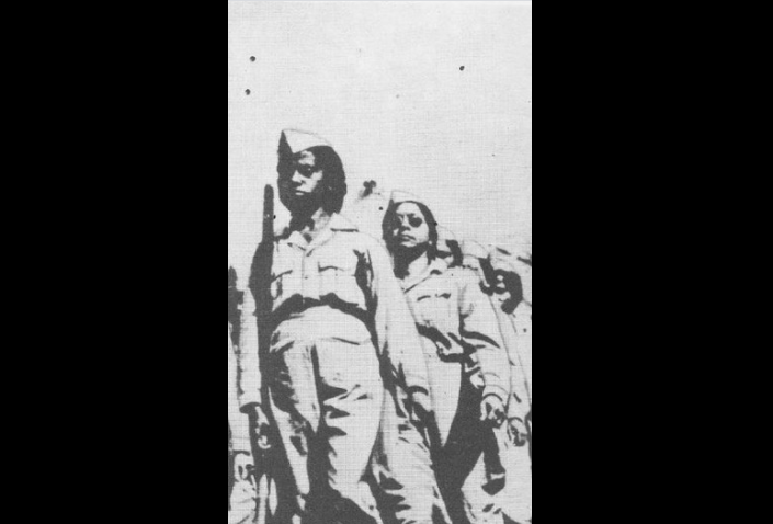 Saraswathi Rajamani: India's Teenage Spy