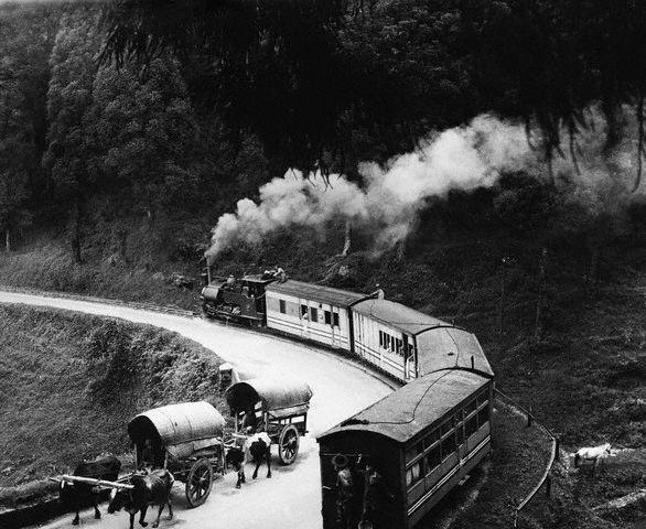 2ft 6in toy gauge Darjeeling Himalayan Railway