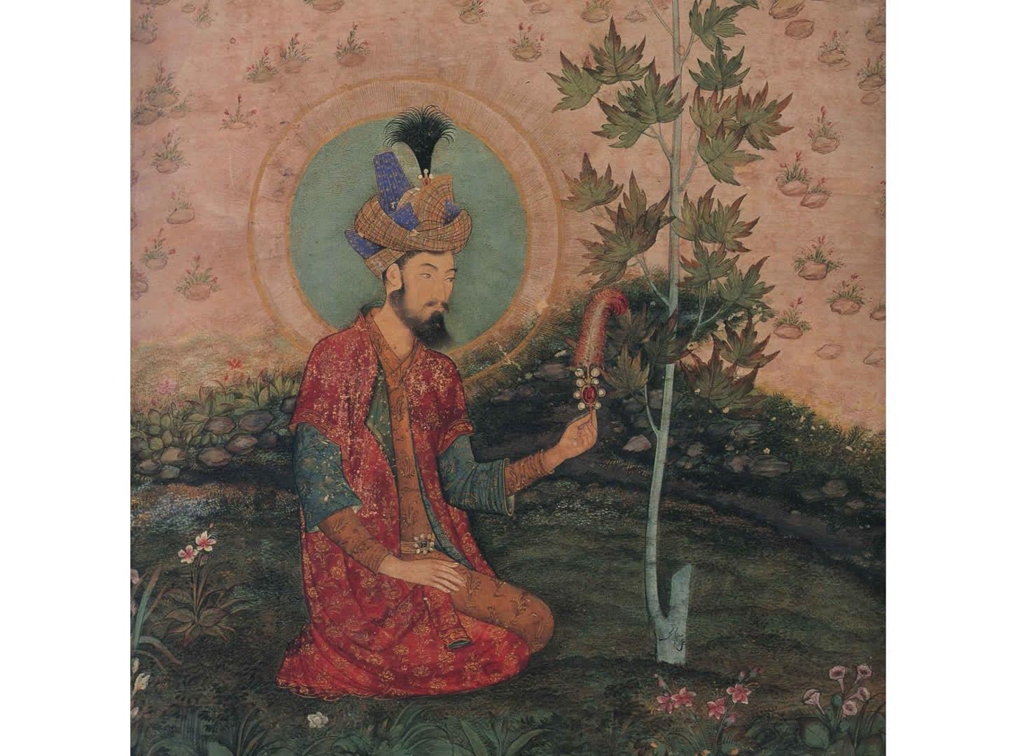 Mughal Emperor Humayun