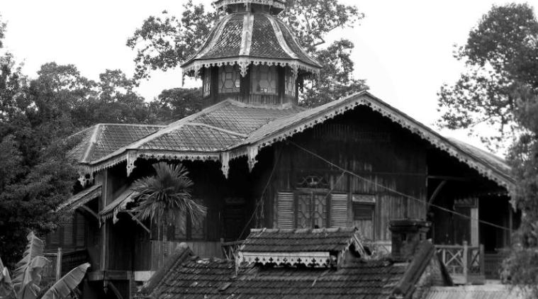INA Headquarters at Rangoon