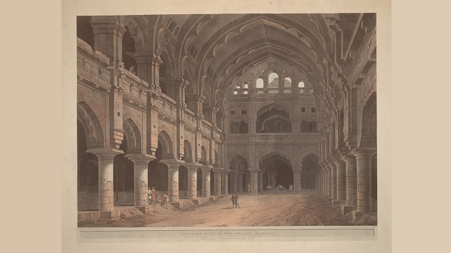 Interiors of the palace | British Library
