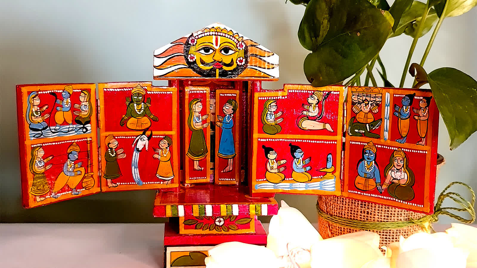 Kavad: From Portable Shrines To Social Platforms