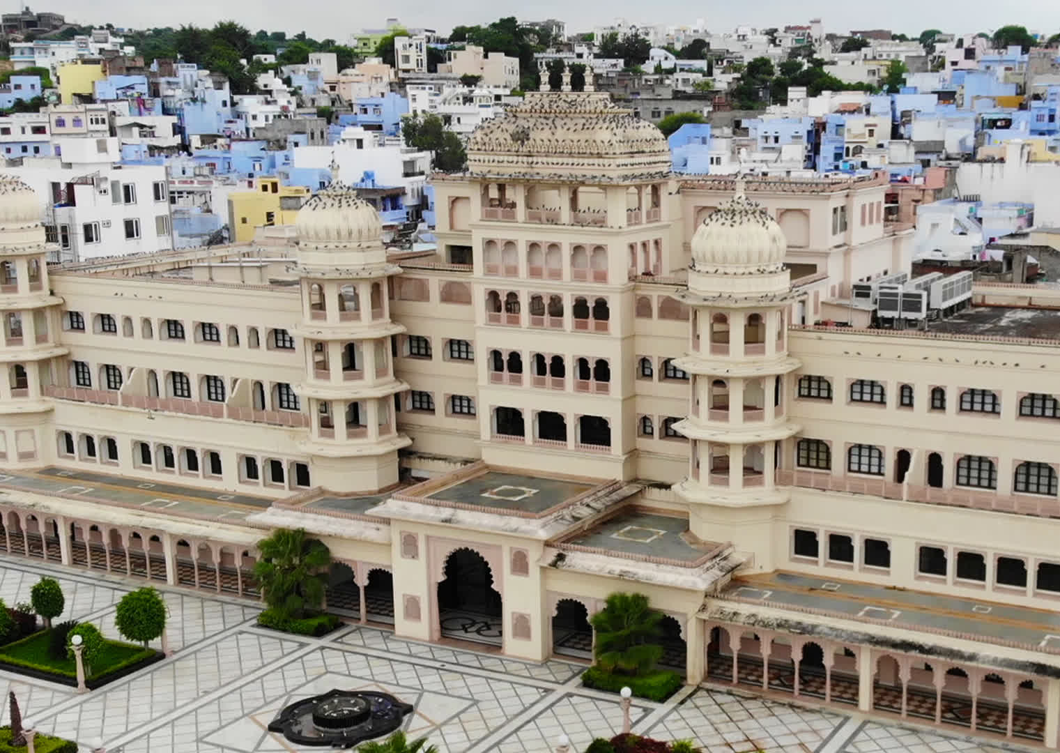 Nathdwara, Rajasthan   LHI