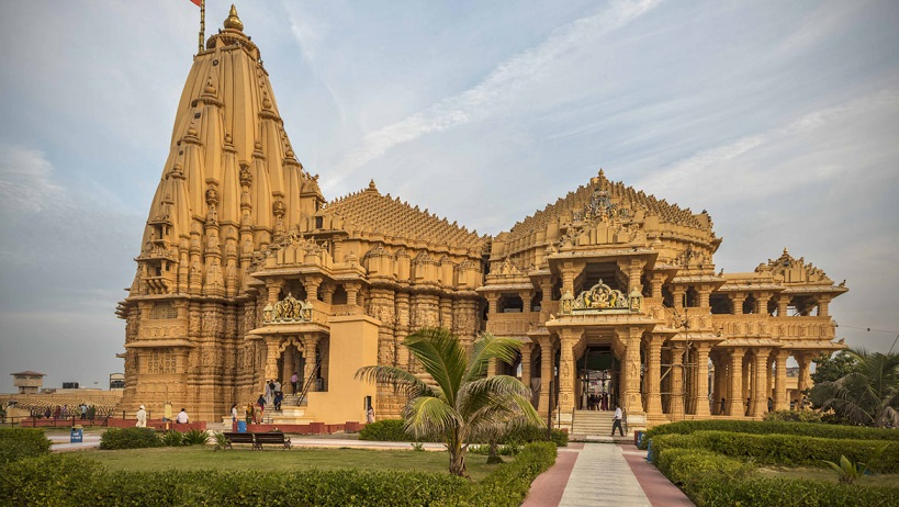 Somnath Temple today