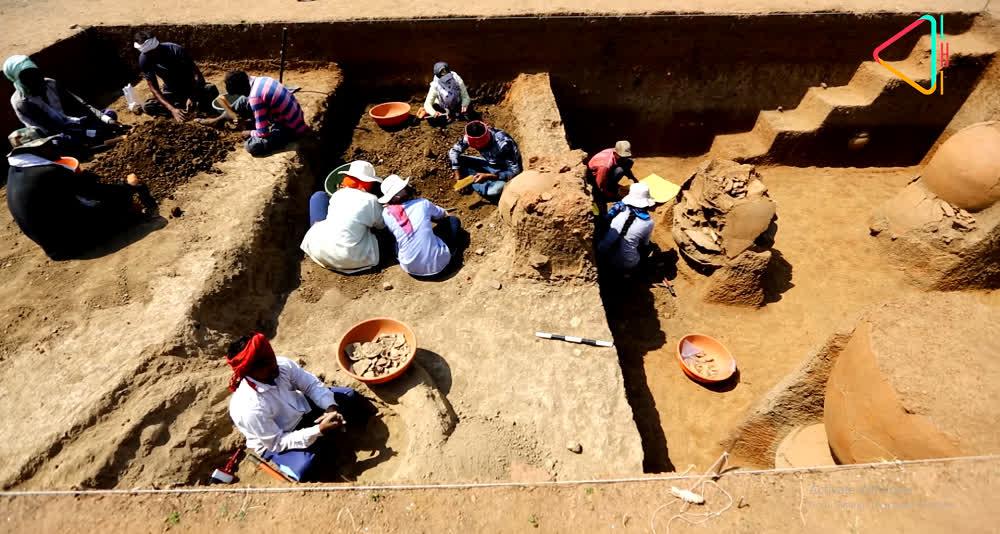 Excavation at Nagardhan, 2018 | LHI