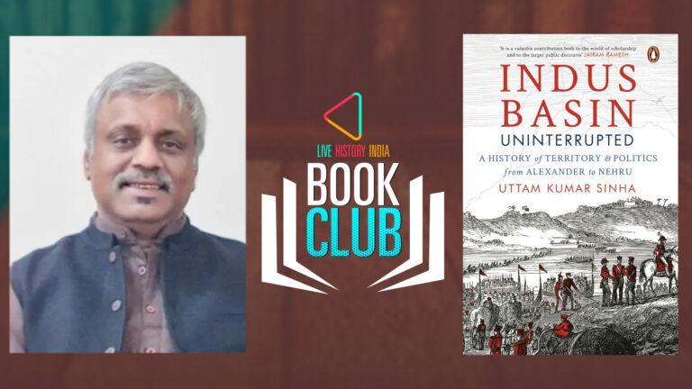 Uttam Kumar Sinha on Indus Basin Uninterrupted