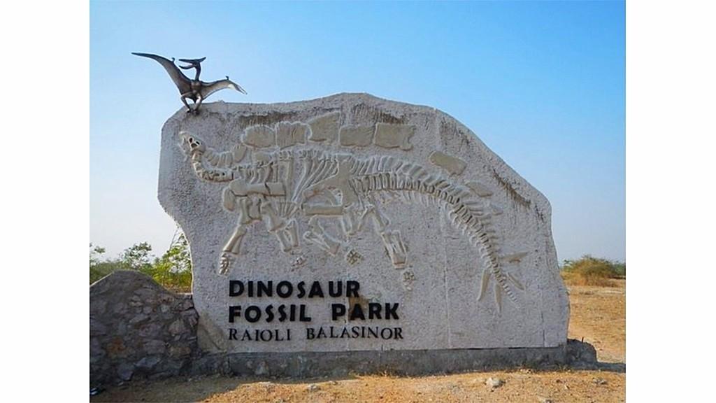 Gujarat's Dinosaur Park