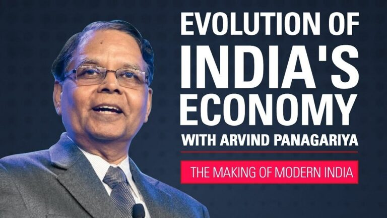Evolution of India's Economy with Arvind Panagariya