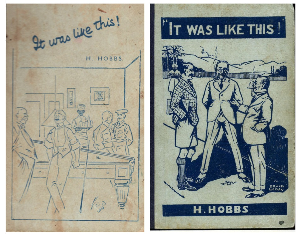 The first and second edition of It Was Like This!