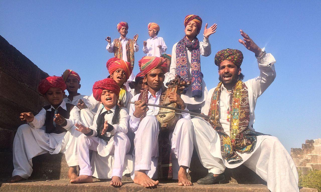 The Manganiyars: Folk Music from the Dunes