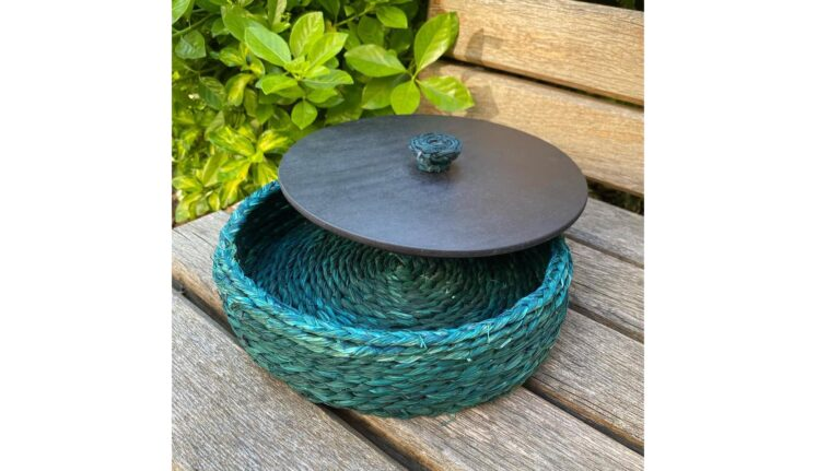 Sabai Grass Weaving: A Wild Idea That Supports Livelihoods