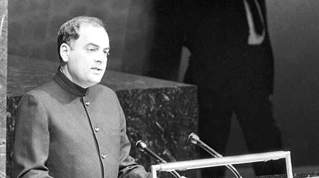 Rajiv Gandhi Assassination: 'There was a loud noise and everyone in front of me fell to the ground'