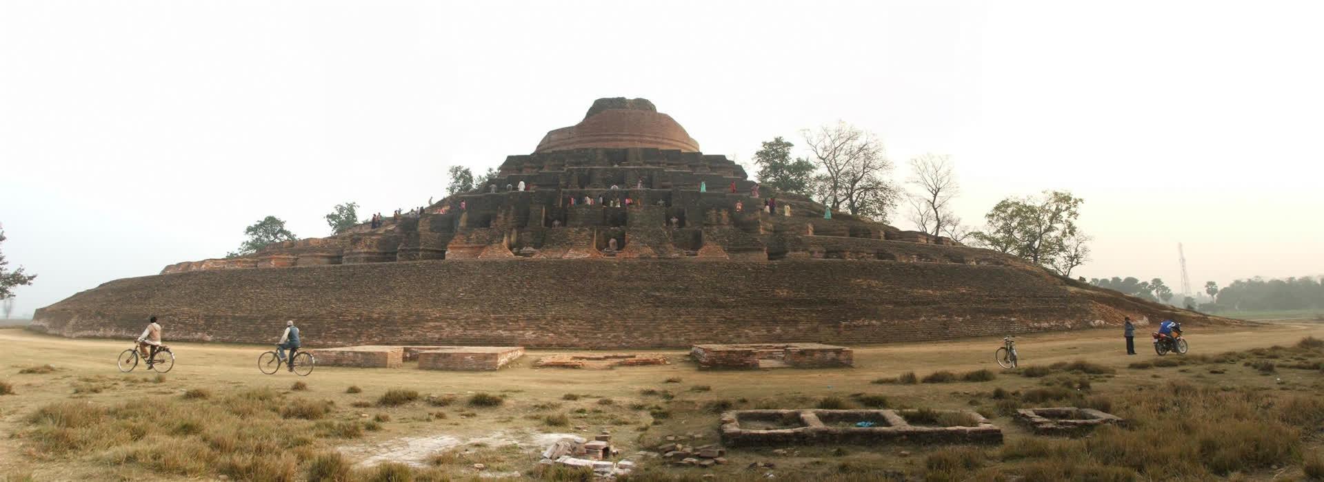 Kesariya Stupa | Bihar Tourism