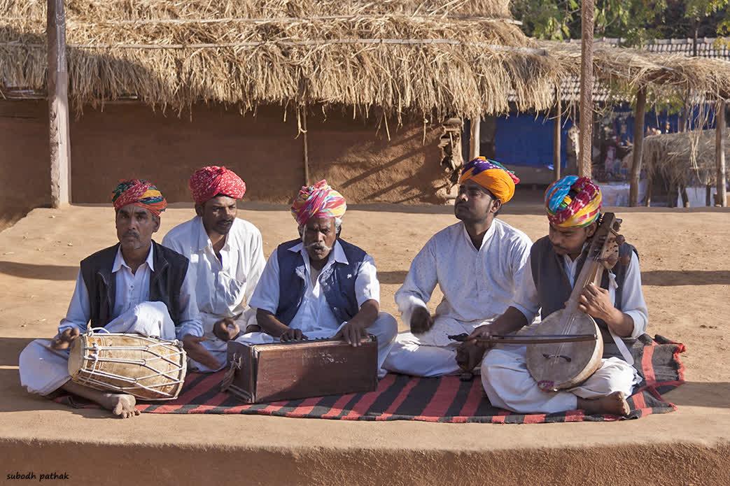 Manganiyar Singers