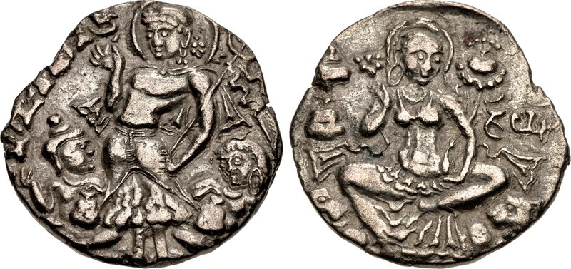 Coin of Pravarasena