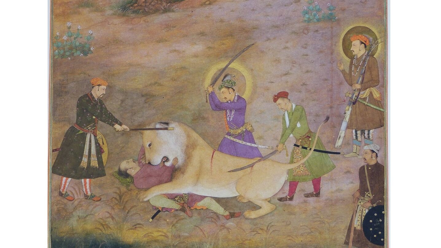 Mughal Emperors and the Imperial Hunt