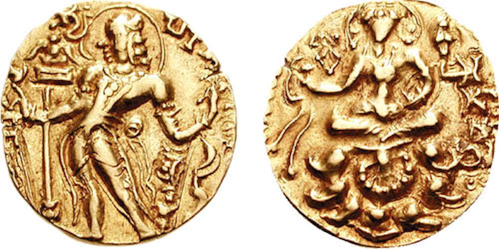 Skandagupta's Coin