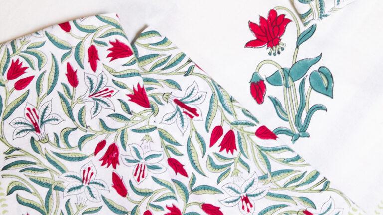 Sanganeri Textiles: Block-Prints That Wowed The World