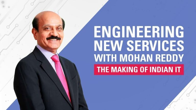 The Making of Indian IT: Engineering New Services with Mohan Reddy