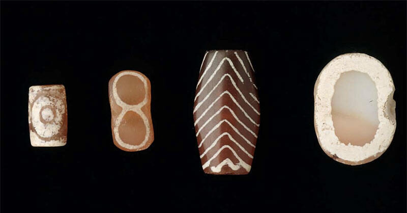 Chanhudaro: Bead-Makers of the Indus Valley