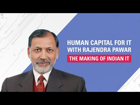 Human Capital for IT with Rajendra Pawar