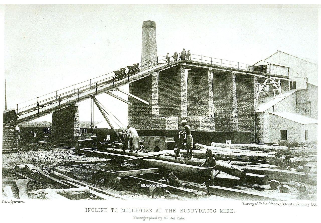 mining company, John Taylor & Sons, India